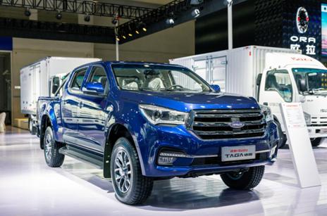 2019重庆国际车展|有一种很潮的蓝叫达咖蓝